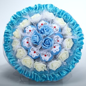 Romantic Doraemon Bouquet