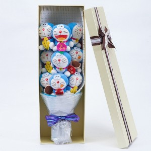 Funny Doraemon Bouquet