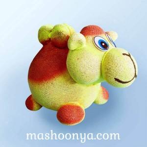 """Grass Head """"Camel"""""""