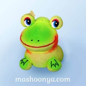 """Grass Head """"Frog"""""""