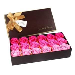 Soap Roses Gift Set