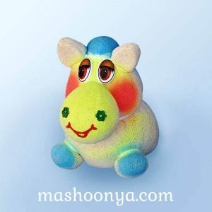 "Grass Head ""Horse"""