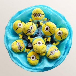 Minion Bouquet