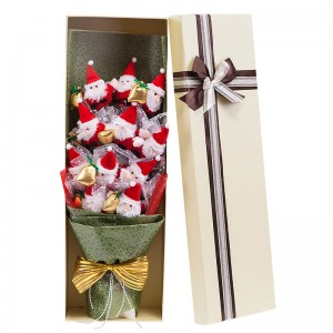 Festive Gift Flower Bouquet