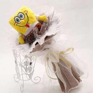 Sponge Bob Toy Bouquet