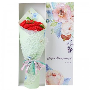 Loving Carnations Soap Bouquet