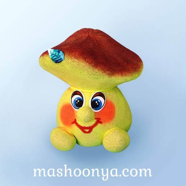 "Grass Head ""Boletus Mushroom"""